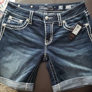 Miss Me Jeans shorts new